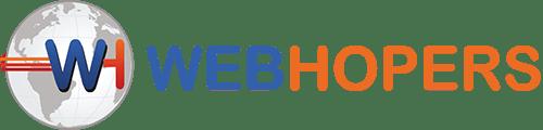 Webhopers australia logo