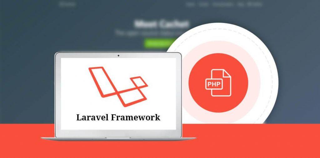 Laravel website development company Australia